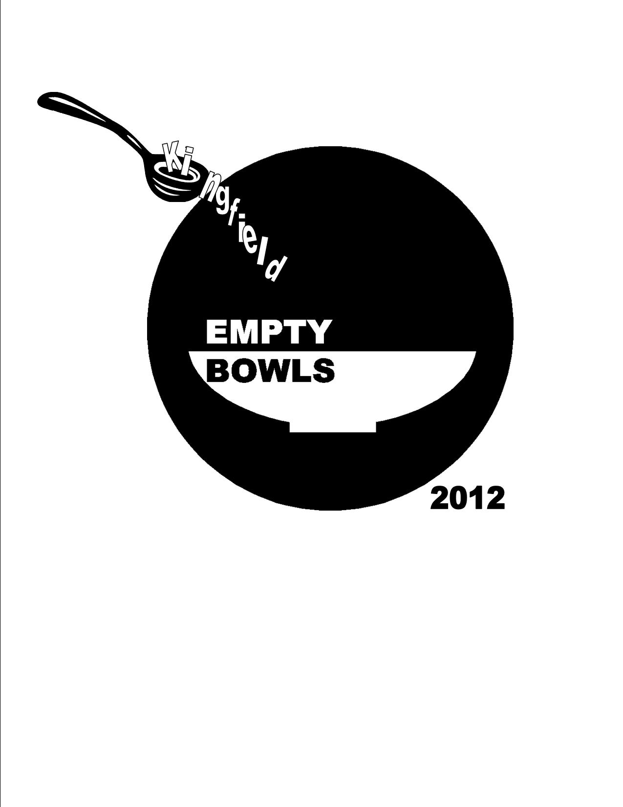 2nd Annual Kingfield Empty Bowls Event