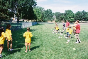 MLK Little Kids Soccer