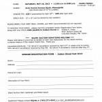 Vendor Registration Form 2013[1]