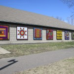 Mosaic Quilts Installed