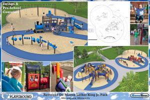 Playground Design #4: school age