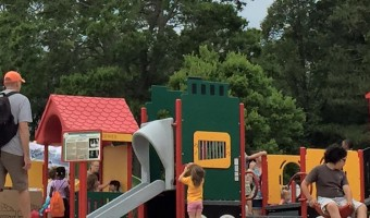 New Playground Dedication at Rev. Dr. Martin Luther King, Jr. Park
