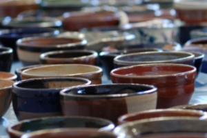 Kingfield Empty Bowls…being filled Thursday Feb 4!