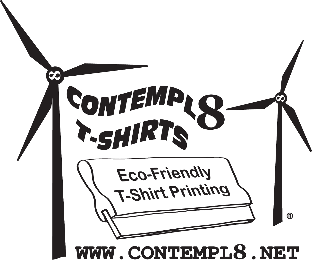 Contempl8 T-shirts