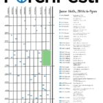 The Ultimate (meaning 'Final'!) Kingfield PorchFest Map Now Availalbe!