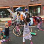 Hula Hoop Open Streets
