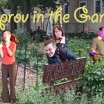 Improv (& Pizza!) in the Garden