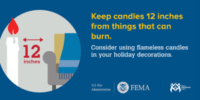 Holiday Safety Tip #2