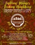 Kingfield Empty Bowls: Fighting Hunger/Feeding Neighbors