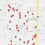 Kingfield Garage Sale: Map Today/ Sale Tomorrow!