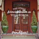 Kingfield PorchFest 2018!
