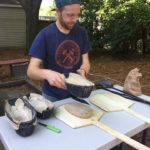 Community Bread Bake at the Kingfield Outdoor Oven