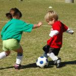 Soccer for Little Kids at MLK Park