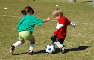 Soccer for Little Kids at MLK Park