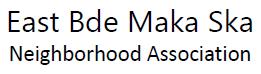 East Bde Maka Ska Neighborhood Association